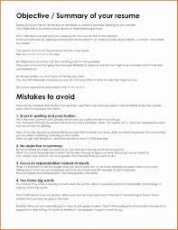 Executive Summary For Resume Luxury Executive Summary For Resume