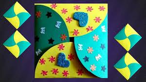 Envelope Design Handmade Handmade Envelope Making Ideas Fancy Gift Envelopes With A4 Paper Envelope Card Design Tutorial