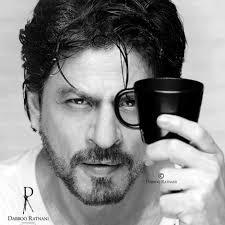 Image result for shahrukh khan black and white