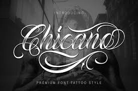 Font Styles For Tattoos Letter N In Different Tattoo Styles V P S Style R A D H