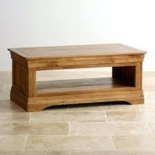 oak coffee table sleeper plans tables