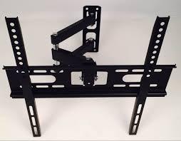 new in box 22 to 55 inch swivel full motion corner tv wall mount bracket for