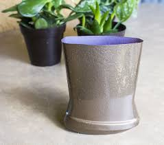 diy plant pots an upcycle project for earth month homemadeforelle com
