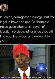 in maine selling weed is illegal but