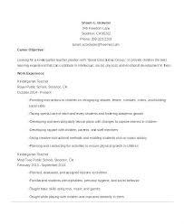 Pre K Teacher Resume Lead Teacher Resume Lead Teacher Resume