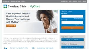 My Chart Login Cleveland Clinic Visit Mychart Clevelandclinic Mychart Login Page In My