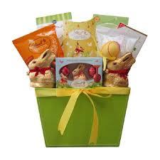 lindt easter treats gift basket