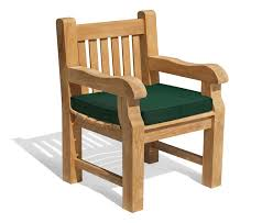 outdoor armchair cushion