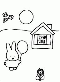 25 Ontwerp Nijntje Ballon Kleurplaat Mandala Kleurplaat Voor Kinderen