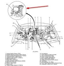 where is the crankshaft sensor on a 2003 chevy tracker fixya 94 Honda O2 Sensor Wire Diagrams at 01 Tracker 02 Sensor Wiring Diagram