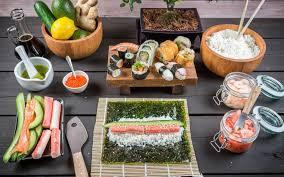 <b>Набор</b> для <b>суши</b> и <b>роллов</b>: что входит в комплект, какие тарелки ...