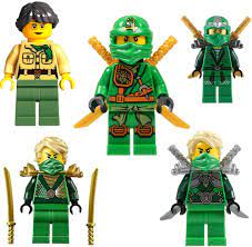 LEGO Ninjago Lloyd Mini Figures Set Of 5 Assorted Figures (Lloyd  Garmadon/Lloyd Silver Armour Weapons/Lloyd Golden Armour by Lloyd)/Lloyd  ZX/Misako (): Amazon.de: Spielzeug