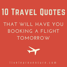 Flight Quotes Stunning 48 Travel Quotes That Will Have You Booking A Flight Tomorrow Live