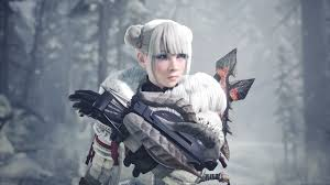 Iceborn at Monster Hunter: World - Mods and community
