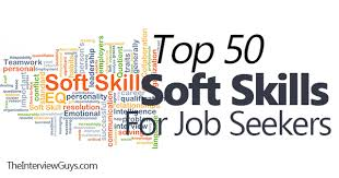 Top 10 Soft Skills Employers Are Looking For Top 50 Soft Skills For Job Seekers