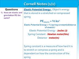 potential energy equations jennarocca