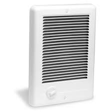 com pak 1 000 watt 120 volt fan forced in wall electric