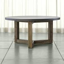 gray round dining table set grey wood round dining table phenomenal with solid base reviews crate