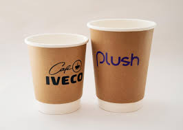 Printed Paper Cups with PE Coating Alibaba