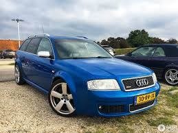 Audi RS6 Avant C5 - 19 October 2016 - Autogespot