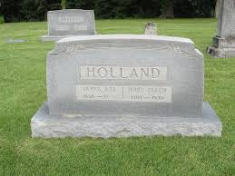Mary Ellen Simmons Holland (1860-1935) - Find A Grave Memorial