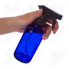 Image result for blue spray bottle
