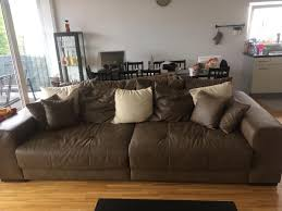 Big Sofa Leder Braun In 6890 Lustenau For 25000 For Sale