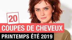 Coiffure 2019 20 Coupes De Cheveux Tendances Printemps été