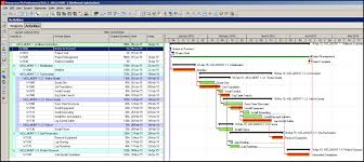 Primavera P6 Gantt Chart Attachments