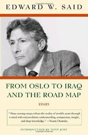 from oslo to and the road map essays by edward said 22134