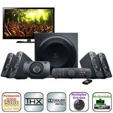logitech surround sound speakers z906 prix promo cdiscount 29399 ttc au lieu de amazoncom logitech z906 surround sound speakers