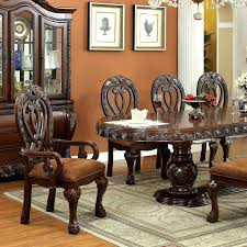 formal dining room table set up cherry formal dining table set with 2 leaves round formal dining room table sets