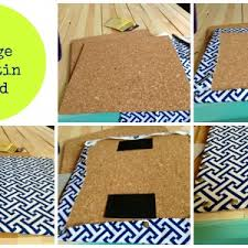Velcro Memo Board Enchanting How To Make Decorative Cork Boards Contemporary Best 77