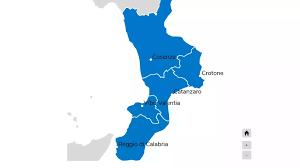 Elezioniregionali | Elezioni Regionali Calabria: la mappa ...