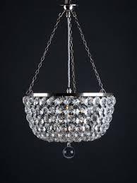 foy crystal chandelier