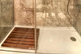 swanstone shower kit large size of shower base installation over tile floor on swanstone shower kit