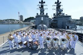 Japan Maritime Self Defense Forces Band Tokyo