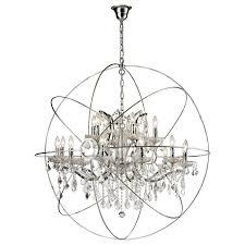 unique lighting withballard designs orb chandelier orb chandelier orb crystal chandelier diy orb chandelier