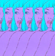 tumblr background pastel grunge. Delighful Pastel Gif Drawing Art Trippy Kawaii Hippie Drugs Weed Hipster Lsd Indie Grunge  Edit Acid Wallpaper Purple And Tumblr Background Pastel T