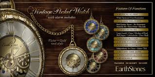 vintage musical pocket watches earthstones advertisements