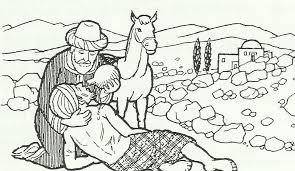 Barmhartige Samaritaan Nt