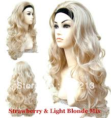 Xxx long blonde hair clips