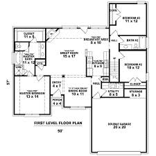 Stunning Floor Plans Ranch Style Ideas