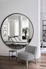 unique and lovely wall mirror designs