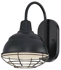 fitzhugh modern 1 light outdoor barn light