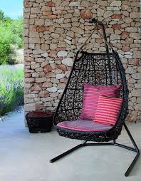 ideas patio furniture swing chair patio. hanging swing chair patio rattan by patricia urquiola ideas furniture e