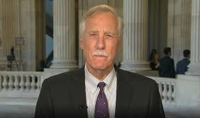 Angus King on Lobsters, Trade and China | Video | Amanpour & Company | PBS