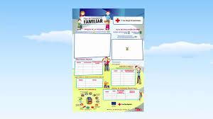 plan de emergencias familiar plan familiar de emergencia cruz roja ecuatoriana youtube