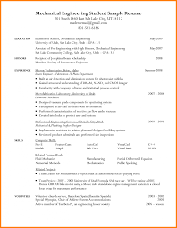engineer resume example software engineer resume example sample resume examples electrical engineering