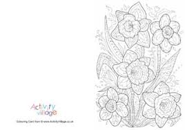 ~* free printable greeting cards *~. Colouring Cards For Kids